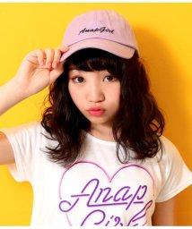 ANAP GiRL/後ろリボンローキャップ/502020993