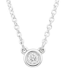 Tiffany & Co./【Tiffany】SS ダイヤモンド バイ ザ ヤード ペンダント 0.03ct 41cm/502038993