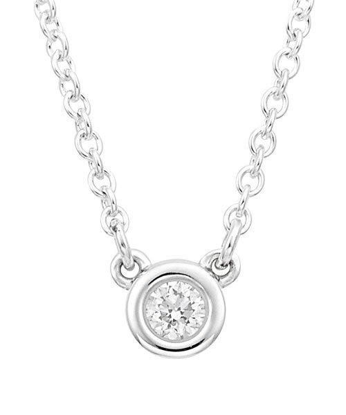 brand new 527a7 e3626 セール】【Tiffany】SS ダイヤモンド バイ ザ ヤード ペンダント ...