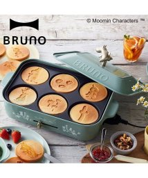 BRUNO/ムーミン コンパクトホットプレート/502040193