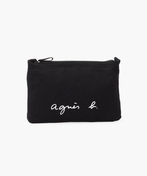 agnes b. Voyage(アニエスベー ボヤージュ)/【WEB限定】GO03-07 ロゴサコッシュ/N483VSA9
