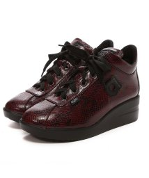 AGILE BY RUCOLINE/アージレ バイ ルコライン AGILE BY RUCOLINE 226 A MANTA BORDEAUX (BORDEAUX)/502048408