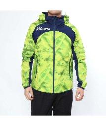 ATHLETA/アスレタ ATHLETA メンズ サッカー/フットサル フルジップ ストレッチトレーニングJK 04124/502057766