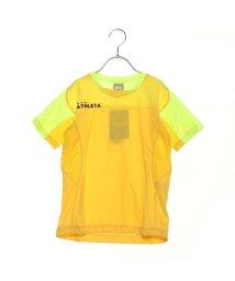 ATHLETA/アスレタ ATHLETA ジュニア サッカー/フットサル 半袖シャツ 定番チーム対応ゲームシャツ 18001J/502057807