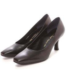 BEAUFORT ELEGANCE/ビューフォートエレガンス BeauFort elegance 3Eウイズウォーキングパンプス(ブラック)/502066170