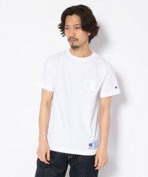 RoyalFlash/Champion/チャンピオン/アクションスタイル C 刺繍 Tシャツ/C3-M358/502247415