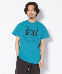 BEAVER/AMERICAN BACK COUNTRY/アメリカンバックカントリー MOUNT RUSHMORE Tシャツ/502247435