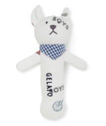gelato pique Kids&Baby/【BABY】ボーイズモチーフ baby ガラガラ/502249422