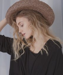 MIELIINVARIANT/Braid Natural Hat/502249446