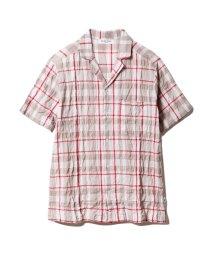 GELATO PIQUE HOMME/【GELATOPIQUEHOMME】チェックシャツ/502249971