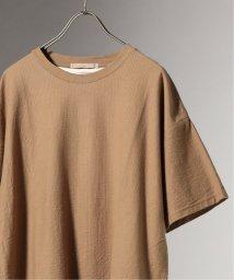 J.S Homestead/SeersuckerTシャツ/502250045