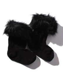 HUNTER Kids/KIDS ORG BS FAUX FUR CUFF/502250081