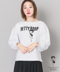 SENSE OF PLACE/Betty Boop(TM)スウェットシャツB(7分袖)/502250135