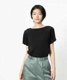 SENSE OF PLACE/オーガニックコットンリブTシャツ(半袖)/502250931
