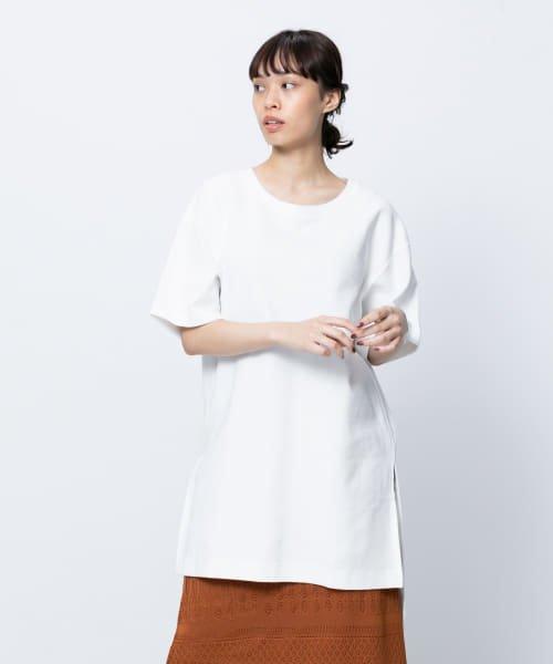 チュニックTシャツ(半袖)
