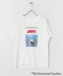 SENSE OF PLACE/JAWS プリントTシャツ(半袖)/502250941