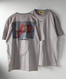 JOURNAL STANDARD relume Men's/SKIN/スキン  FLOWER PRINT S/S Tee/502251084