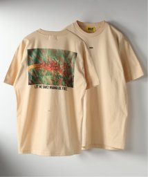 JOURNAL STANDARD relume Men's/SKIN/スキン  FLOWER PRINT S/S Tee/502251084