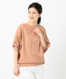 ICB(LARGE SIZE)/Soft Twill Jersey ボリューム カットソー/502251166