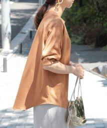 ROPE' mademoiselle/シルケット BIG Tシャツ/501997323