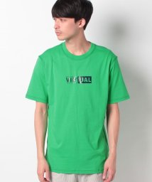 BENETTON (mens)/カラーステッチ半袖Tシャツ・カットソー/502018704