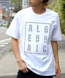 MARUKAWA/エンボスロゴ 半袖Tシャツ/502019283