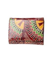 CAYHANE/◆【チャイハネ】インド山羊革コルカタ財布 ブラウン/502084496
