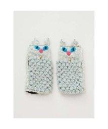 CAYHANE/【チャイハネ】ニャングローブ もこもこ猫手袋 ホワイト/502085757
