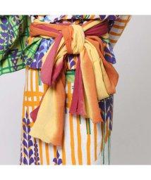 CAYHANE/◆【チャイハネ】グラデーション浴衣帯(ORANGE) オレンジ/502091711