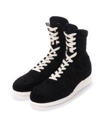 DIGOUT/ディガウト DIGOUT ALI (Hi-Top Boxing Sneakers) (BLACK)/502101928