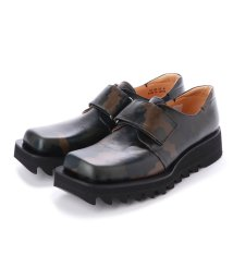 DIGOUT/ディガウト DIGOUT NIK (Square-Toe Shoes) (CAMOUFLAGE)/502101932