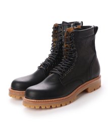DIGOUT/ディガウト DIGOUT CREOLE (Lace-Up Boots) (BLACK)/502101933