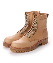 DIGOUT/ディガウト DIGOUT CREOLE (Lace-Up Boots) (BEIGE)/502101935