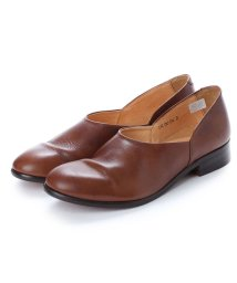DIGOUT/ディガウト DIGOUT CHET (Washed Side Slit Shoes) (DARK BROWN)/502101949