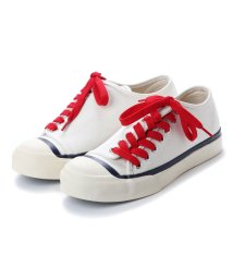DIGOUT/ディガウト DIGOUT DEAN (Low-Top Vulcanized Sneakers) (WHITE)/502101952