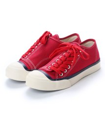 DIGOUT/ディガウト DIGOUT DEAN (Low-Top Vulcanized Sneakers) (RED)/502101954