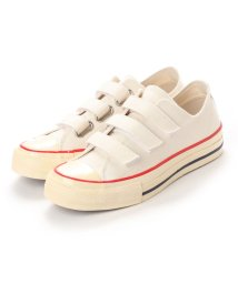 DIGOUT/ディガウト DIGOUT JULIAN (Low-Top Vulcanized Sneakers) (WHITE)/502101959