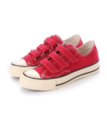 DIGOUT/ディガウト DIGOUT JULIAN (Low-Top Vulcanized Sneakers) (RED)/502101961
