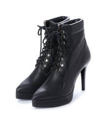 DIGOUT/ディガウト DIGOUT BEY (Pin Heels Work Boots) (BLACK)/502101979