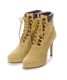 DIGOUT/ディガウト DIGOUT BEY (Pin Heels Work Boots) (YELLOW)/502101981