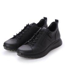ECCO/エコー ECCO ST.1 M Sneaker (BLACK)/502105206