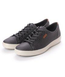 ECCO/エコー ECCO Soft 7 M Sneaker (TITANIUM)/502105238
