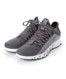 ECCO/エコー ECCO Mens MULTI-VENT Outdoor Shoe (TITANIUM/CONCRETE)/502105288