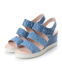 ECCO/エコー ECCO Shape Wedge Plateau (INDIGO)/502106935
