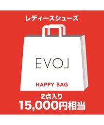 EVOL/【2019年福袋】EVOL シューズ2点【返品不可商品】/502110425