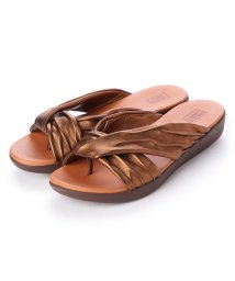 FITFLOP/フィットフロップ fitflop TWINE (Bronze)/502114221