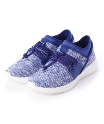 FITFLOP/フィットフロップ fitflop ARTKNIT LACE UP (Illusion blue)/502114242