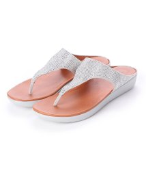 FITFLOP/フィットフロップ fitflop BANDA CRYSTALLED (Silver)/502114284