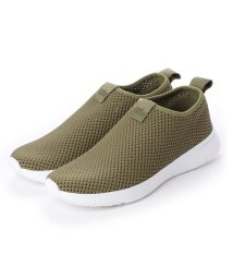 FITFLOP/フィットフロップ fitflop AIRMESH SLIP ON (Avocado)/502114311