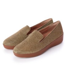 FITFLOP/フィットフロップ fitflop AUDREY GLITZY (Artisan Gold)/502114313